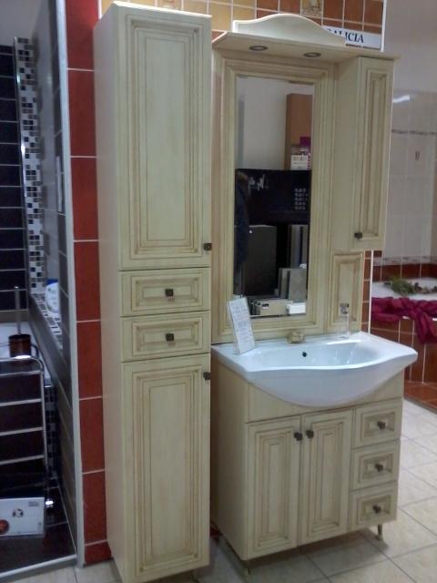 Guido fürdőszoba bútor - V-Therm Kft Szerelvény-Fűtés-Csempe ...