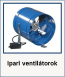 ipari ventillátor