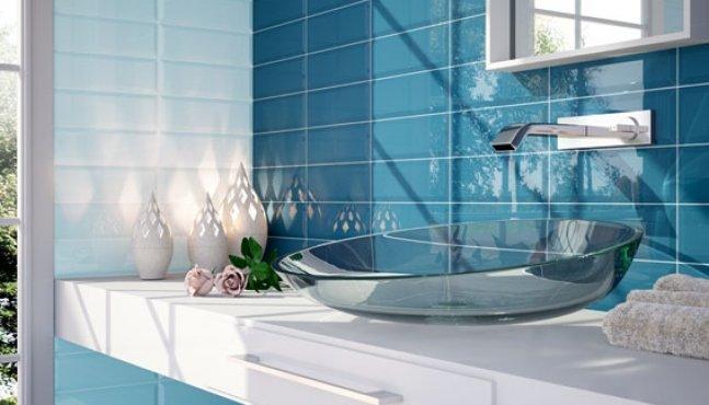 Ape Loft 10X30 cm fürdőszoba (spanyol metro csempe)